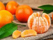 mandarina propiedades